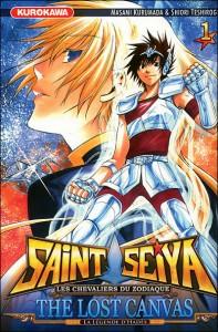 Saint Seiya Lost Canvas - Tome 1 de Shiori Teshirogi