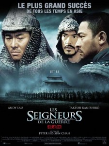 Les Seigneurs de la Guerre de Peter Chan
