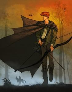 Roue du Temps en Comic - Rand Al'Thor