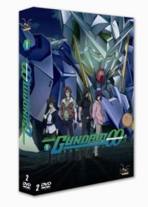 Coffret DVD Gundam 00 par Beez