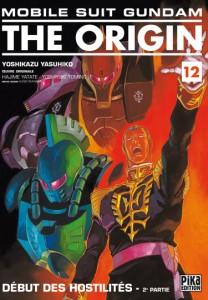 Gundam The Origin, tome 12 : Début des Hostilités 2ème partie