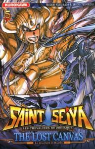 Saint Seiya, The Lost canvas - Tome 5