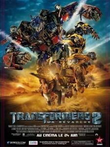 Critique Transformers 2 :la Revanche