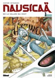 Nausicaä de la Vallée du Vent, manga d'Hayao Miyazaki