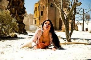 Megan Fox sublime dans Transformers 2