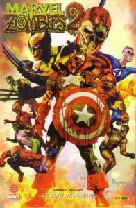 Marvel Zombies : tome 3 - Le Goût de la Mort