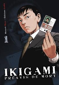 Ikigami, préavis de mort - Tome 1 de Motorô Mase