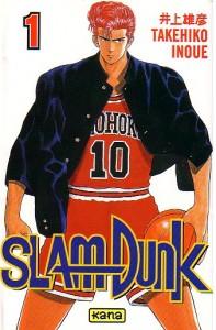 Slam Dunk - tome 1 de Takehiko Inoue