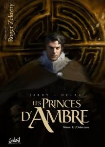 Le Cycle des Princes d'Ambre adapté en BD. Tome 1 - L'Ombre Terre