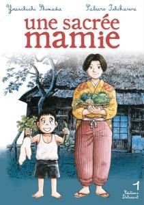 Une Sacrée Mamie - tome 1 de Saburo Ishikawa et Youshichi Shimada
