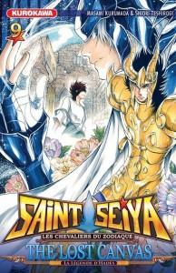 Saint Seiya, the Lost canvas - tome 9