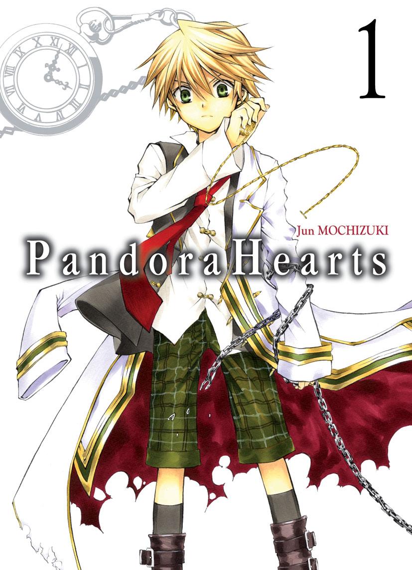 Manga en tout genre =3  |Quelque personnage a venir| Pandora-Hearts-1