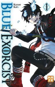 Blue Exorcist tome 1 de Kazue Katô