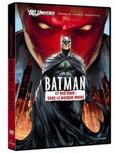 Batman et Red Hood - Sous le masque rouge