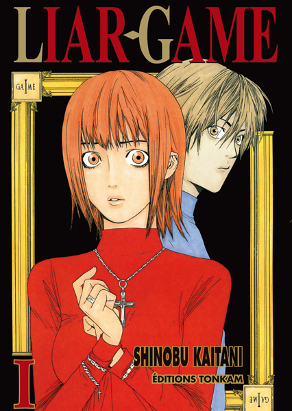 Liar Game Tome 9 - Shinobu Kaitani