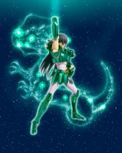 Myth Cloth Saint Seiya : Dragon V1 (Shyriu)
