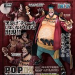 P.O.P One Piece Barbe Noire