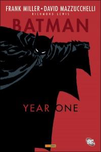 Batman - Year One de Frank Miller et David Mazzucchelli