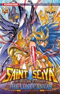 Saint Seiya Lost Canvas - tome 12