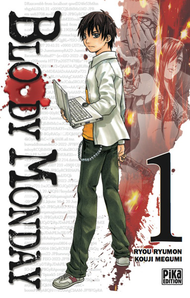 Bloody Monday - S01 (Tome 01 à 11)