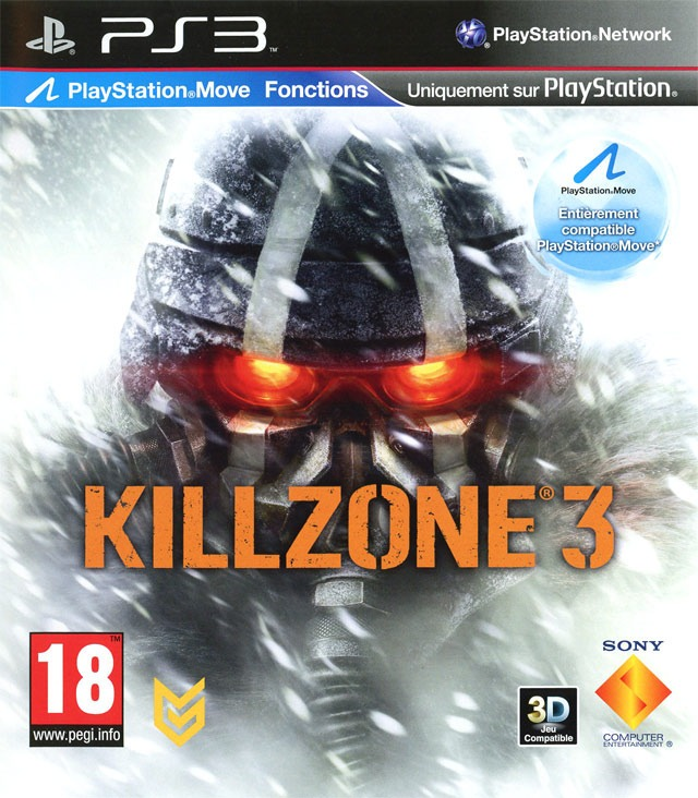 [Jeux Video] Test de Killzone 3 sur PS3