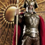 Figurine Hot Toys : Odin du film Thor