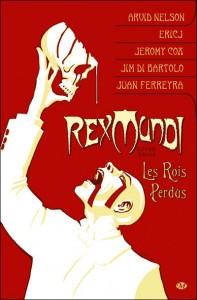 Rex Mundi - tome 3 : Les Rois Perdus