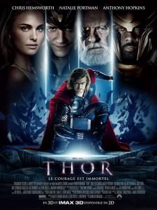 Affiche du film Thor de Kenneth Branagh