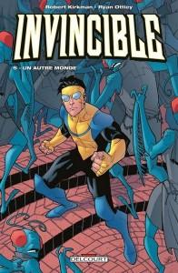 Invincible - tome 5 - un autre monde de R. Kirkman et R. Ottley