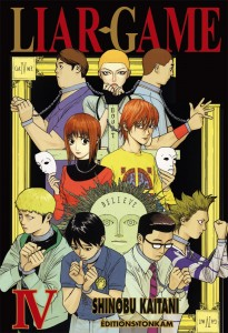 Liar Game - tome 4