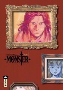 Monster, édition Deluxe - tome 1 de Naoki Urasawa