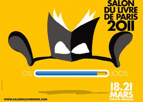 Salon du livre 2011 for Salon du livre politique