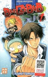 Beelzebub - tome 1 de Ryuhei Tamura