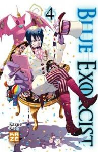 Blue Exorcist - tome 4 de Kazue Kato