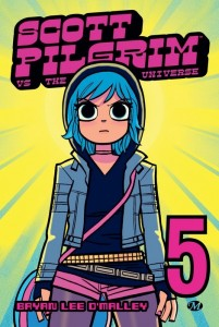 Scott Pilgrim vs the Universe (tome5)