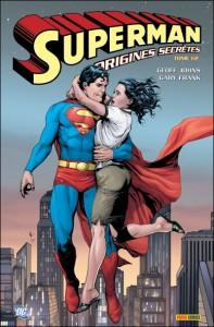 Superman : Origines secrètes - tome 1 de Geoff Johns et Gary Frank