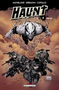 Haunt - tome 2 - Mirage