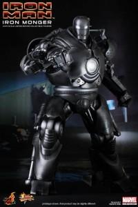 Hot Toys Iron man :  Iron Monger