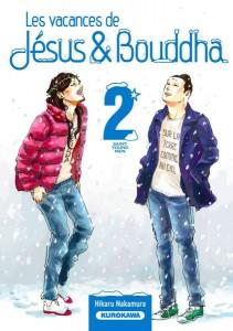 Les vacances de Jésus et Bouddha - tome 2