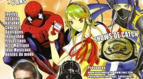 Paris Manga et Sci-Fi show c'est ce week-end !