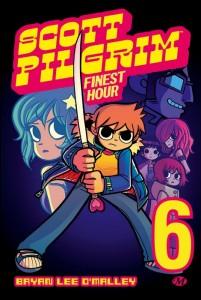 Scott Pilgrim - tome 6 - finest hour