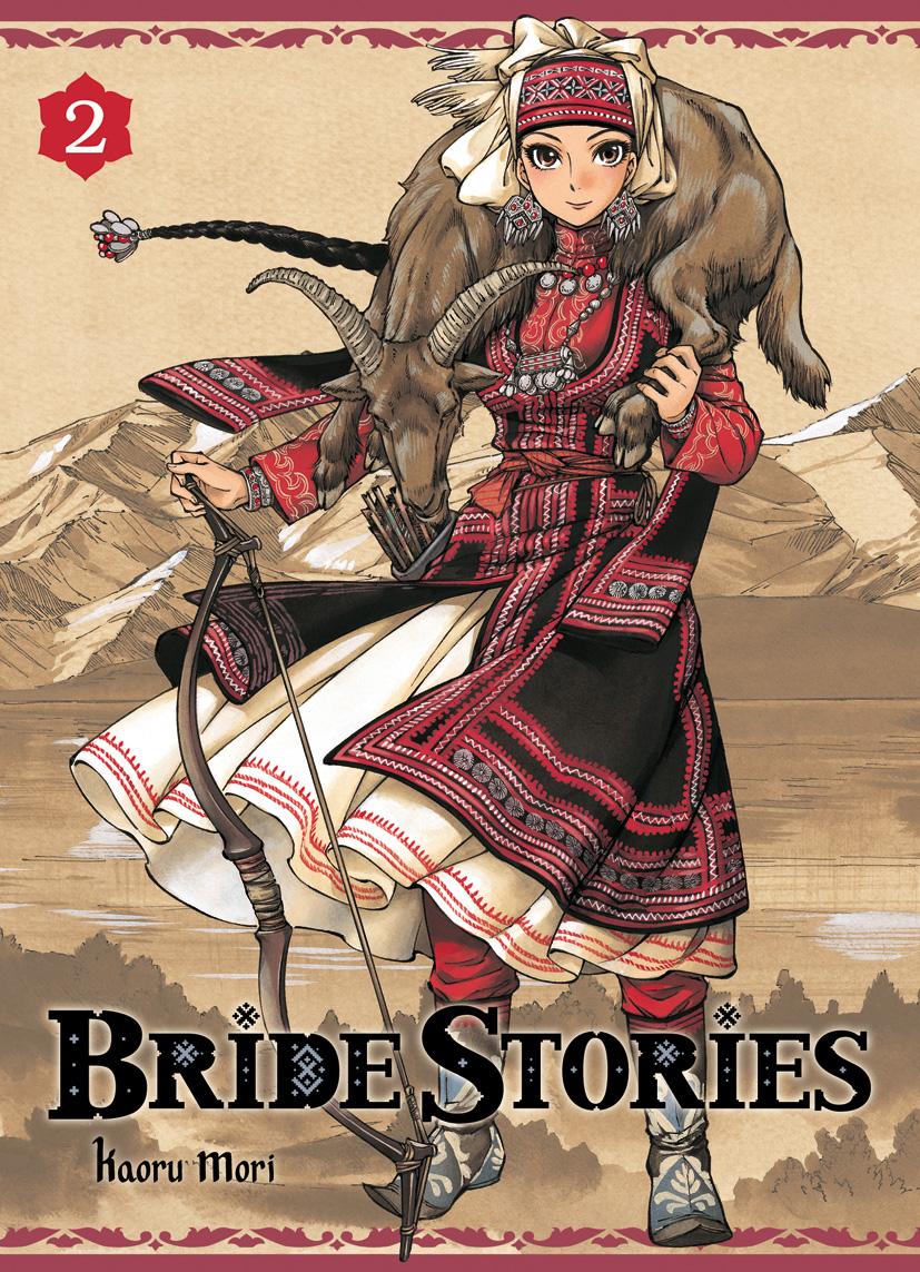 Bride Stories - tome 2 de Kaoru Mori