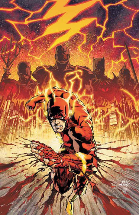 DC Saga N° 10 - Geoff Johns, Jürg