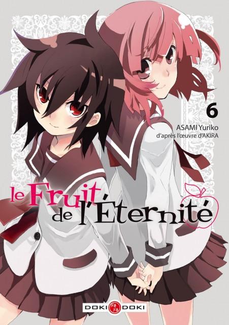 Le fruit de l'éternité Tome 1 - Yuriko Asami