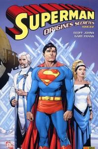 Superman : Origines Secrètes - tome 2 de Geoff Johns et Gary Frank
