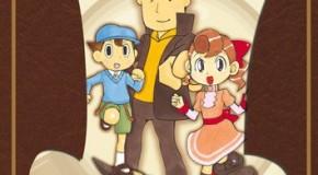 Professeur Layton et l'étrange enquête – tome 1 par Naoki Sakura