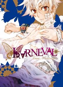 Karneval - tome 1 de Touya Mikanagi