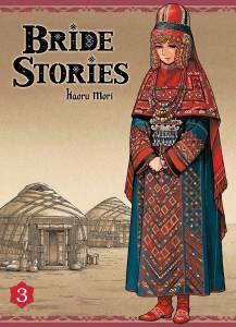 Bride Stories - tome 3 de Kaoru Mori