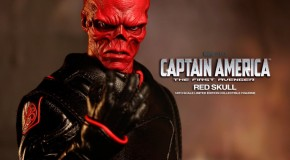 [Hot Toys] Crâne Rouge du film Captain America : the First Avenger