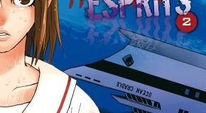 Le Berceau des Esprits – tome 2 de Kei Sanbe